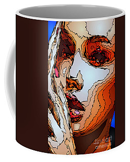 Female Expressions Viii Coffee Mug