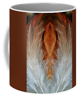 Female Feathers Coffee Mug