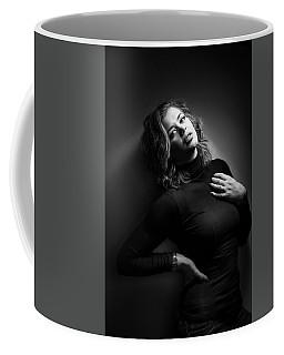 Female Model Coffee Mug
