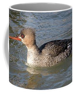 Female Red-breasted Merganser Coffee Mug