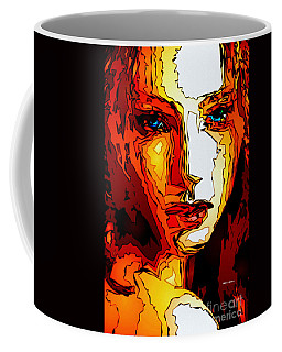 Female Tribute II Coffee Mug