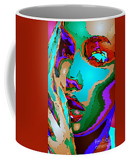 Female Tribute V Coffee Mug