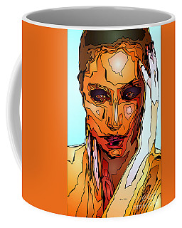 Female Tribute Vii Coffee Mug