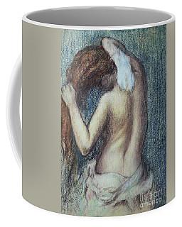 Femme A Sa Toilette Coffee Mug