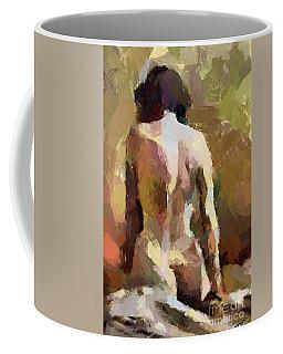 Femme Coffee Mug by Dragica Micki Fortuna