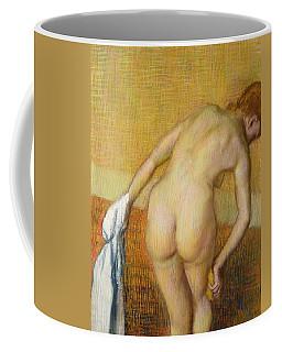 Femme Prennant Au Bain Coffee Mug