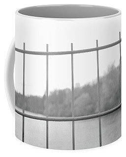 Fence Against Nature Coffee Mug