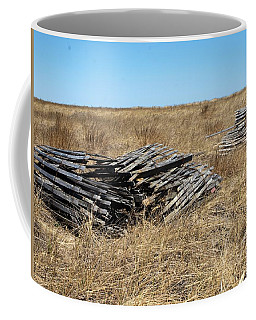Fence Bails Coffee Mug
