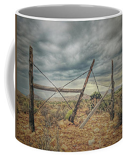 Fence Post Blues  Coffee Mug