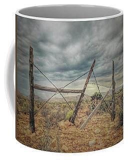 Fence Post Blues  Coffee Mug