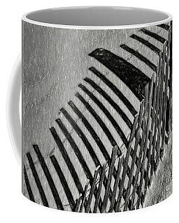 Fenced Coffee Mug by Elijah Knight