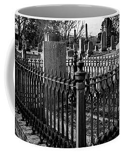 Fenced Grave Coffee Mug