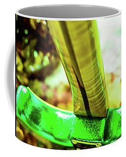 Custom Shop Stratocaster In Rare Green Sparkle Coffee Mug
