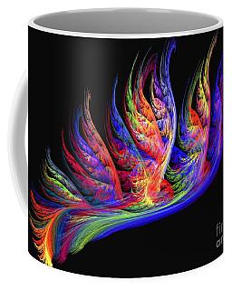 Fenghuang Coffee Mug by Kim Sy Ok