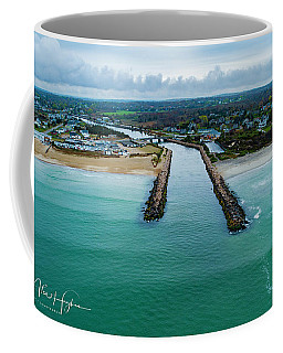 Fenway Beach Breakwater Coffee Mug
