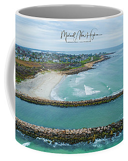 Fenway Beach, Weekapaug Coffee Mug