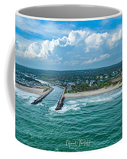 Fenway Beach, Weekapaug,ri Coffee Mug