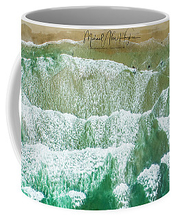Coffee Mug featuring the photograph Fenway Best Little Beach by Michael Hughes