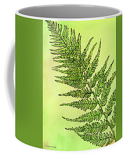 Fern 2 Coffee Mug