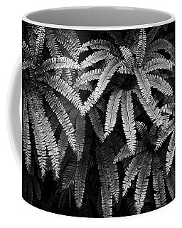 Fern And Shadow Coffee Mug