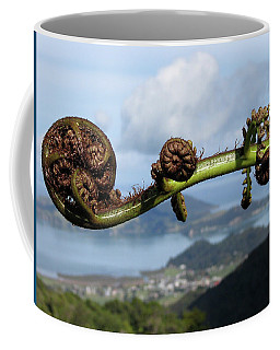 Fern Fiddlehead Coffee Mug