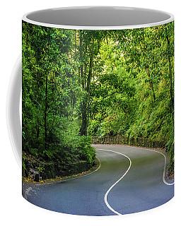Fern Gully In Ocho Rios Jamaica Coffee Mug