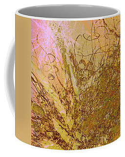 Fern Series 32 Bubbles Rise Coffee Mug