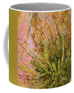 Fern Series 32 Fern Burst Coffee Mug