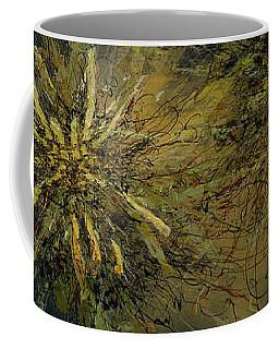 Fern Series Inky Aether Coffee Mug