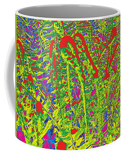 Ferns #4 Coffee Mug