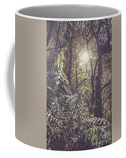 Ferns And Sunshine Coffee Mug