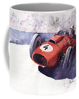 Ferrari 246 Mike Hawthorn Coffee Mug