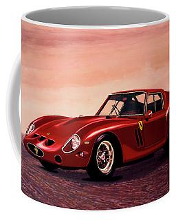 Ferrari 250 Gto 1962 Painting Coffee Mug by Paul Meijering