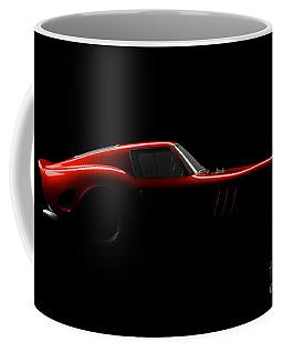 Ferrari 250 Gto - Side View Coffee Mug
