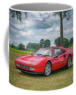 Coffee Mug featuring the photograph Ferrari 328 Gts by Adrian Evans