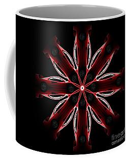 Ferrari F40 - Abstract Pattern Coffee Mug