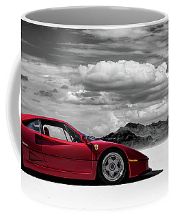 Ferrari F40 Coffee Mug