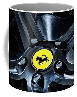 Ferrari Wheel I Coffee Mug