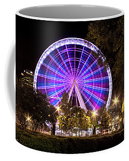 Ferris Wheel At Centennial Park 1 Coffee Mug