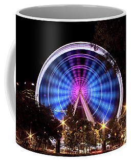 Ferris Wheel At Centennial Park 2 Coffee Mug