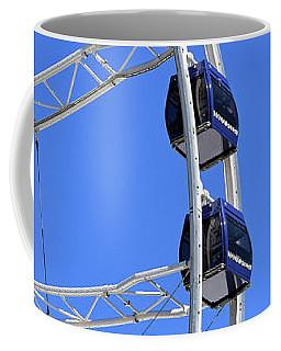 Ferris Wheel At Navy Pier, Chicago No. 1 Coffee Mug