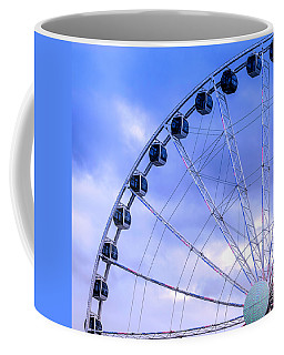 Ferris Wheel Coffee Mug by Cathy Donohoue