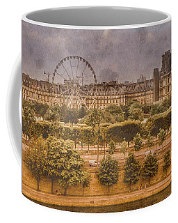 Paris, France - Ferris Wheel Coffee Mug