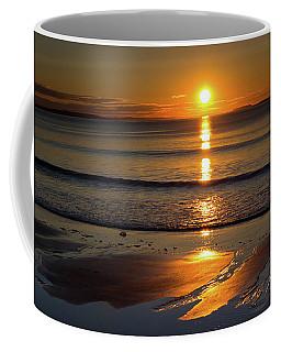 Ferry Beach Sunrise Coffee Mug