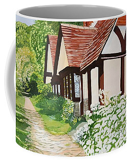 Ferry Cottage Coffee Mug