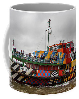 Ferry Cross The Mersey - Razzle Boat Snowdrop Coffee Mug