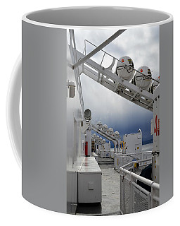 Ferry Crossing Coffee Mug