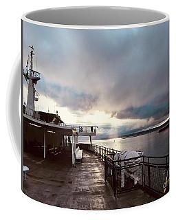Ferry Morning Coffee Mug