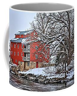 Fertile Winter Coffee Mug by Bonfire Photography