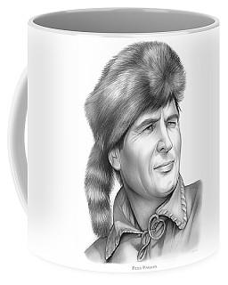 Fess Parker Coffee Mug
